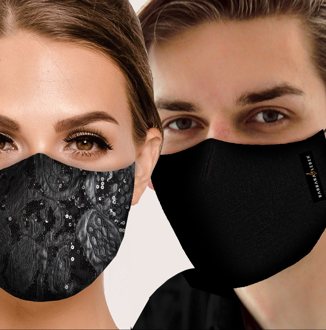LIMITED EDITION DESIGNER MASK