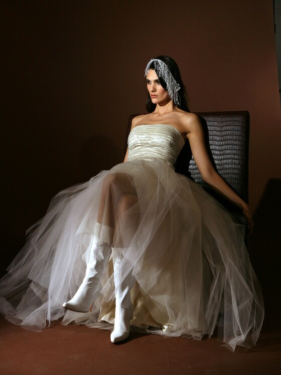 BARBARA LEBER BRIDE collection