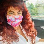 DrPauleczki Zsuzsanna Köszönöm szépen LÉBER BARBARA!😘❤️ Ha muszáj arcmaszkot viselni, akkor az is legyen stílusos...😊❤️