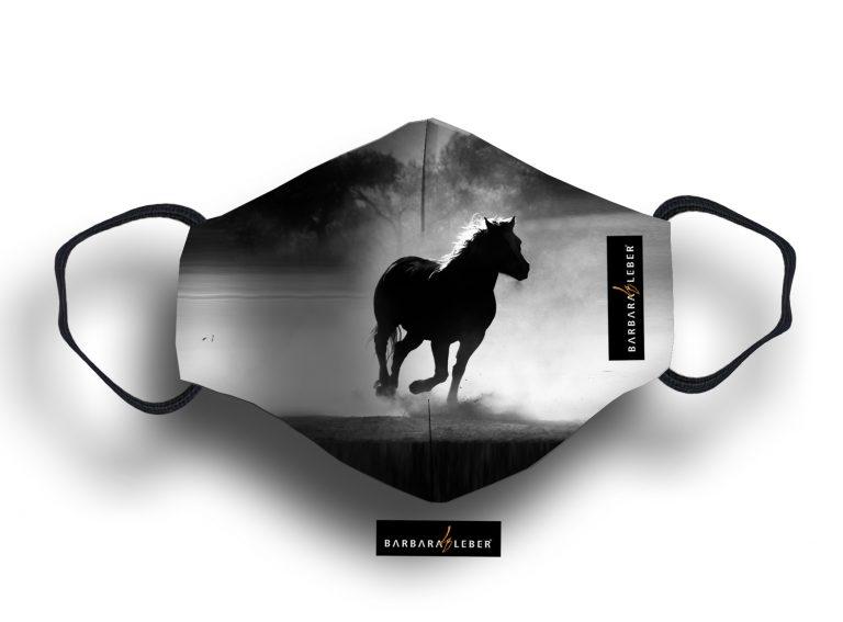 WASHABLE MASK - HORSE