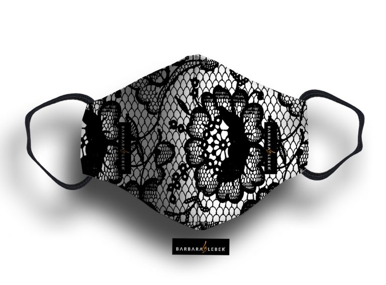 WASHABLE MASK - LACE A