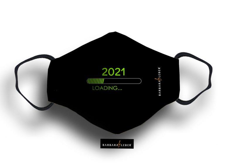 WASHABLE MASK - LOADING 2021