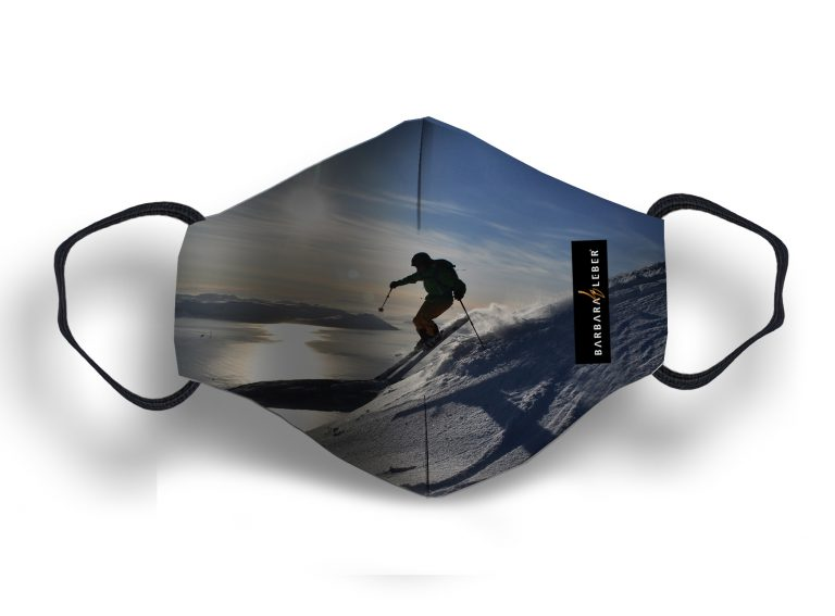 WASHABLE MASK -SKIING emag
