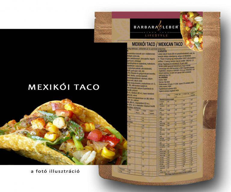 mexikói taco