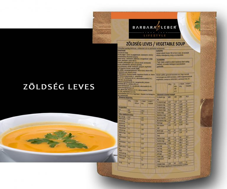 zöldség leves