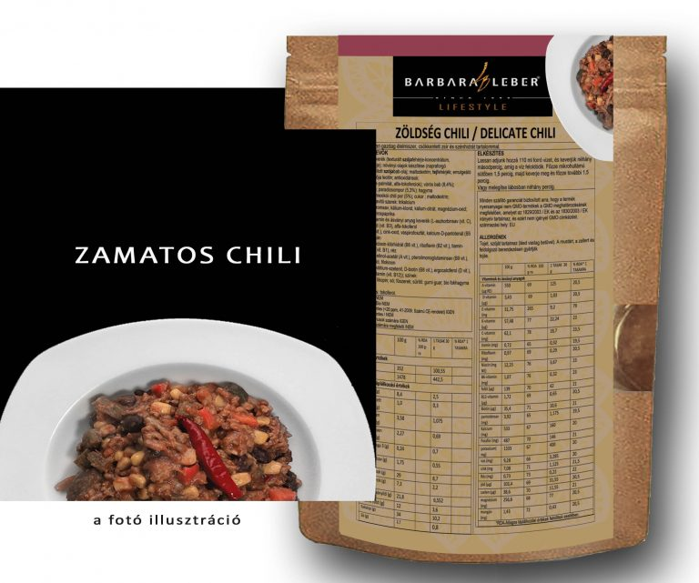 zamatos chili