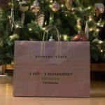 """Egy """"kis"""" karácsonyi  meglepi Léber Barbarától:-) 😍🎄😍 Épp a legjobbkor, hiszen az ingerszegény karantén-életmód rajtam is nyomot hagyott😱 #barbaraleberlifestyle    Lévay Viktória"""